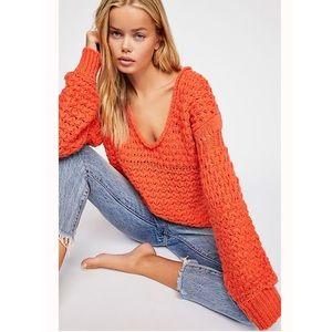 Free People Crashing Waves Sweater
